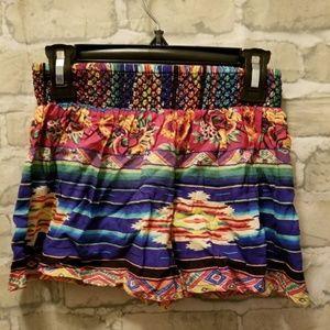 Polo Ralph Lauren tribal shorts